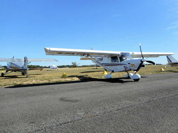 Savannah MXP 740 at Sarlat-Domme