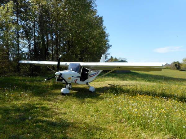 Savannah MXP740 at Galinat