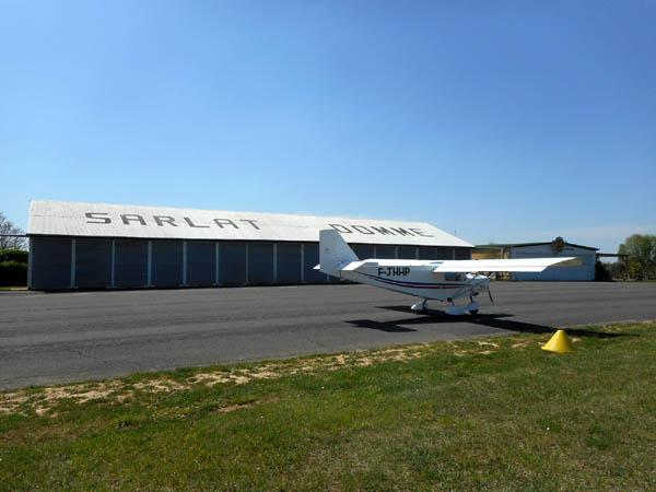 Savannah MXP740 at Sarlat-Domme
