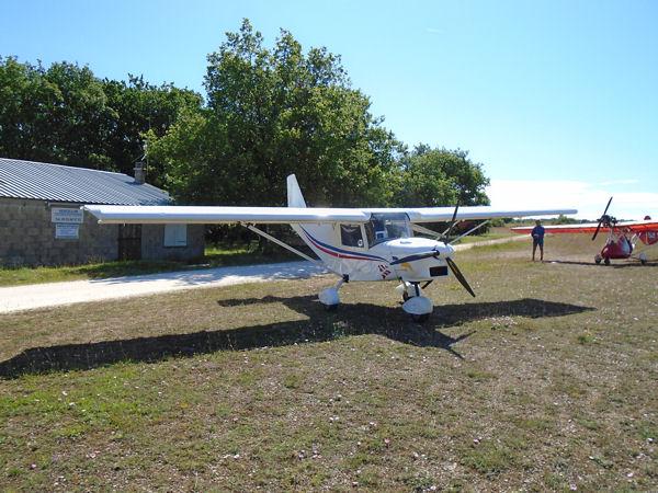 ICP Savannah MXP 740 at Argentine
