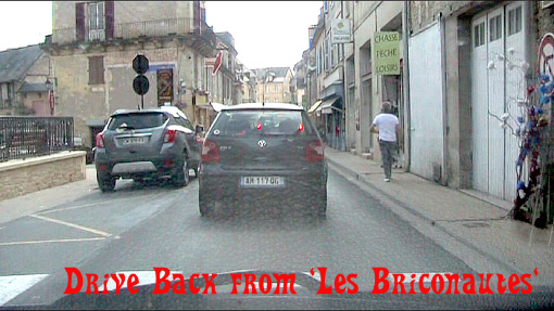 Back from Les Briconautes