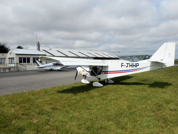 ICP Savannah MXP 740 at Abbeville